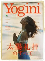 雑誌Yogini