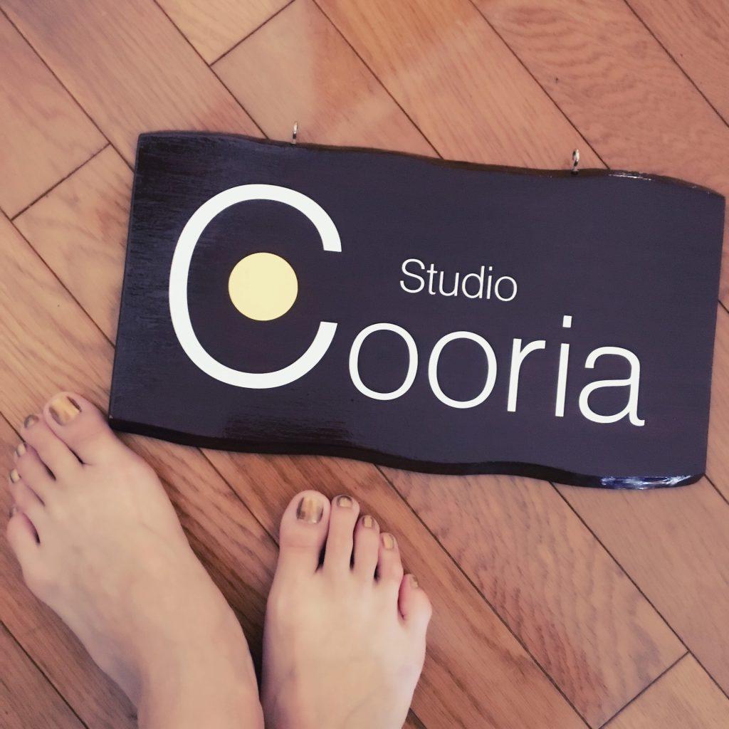 Studio Cooria 看板