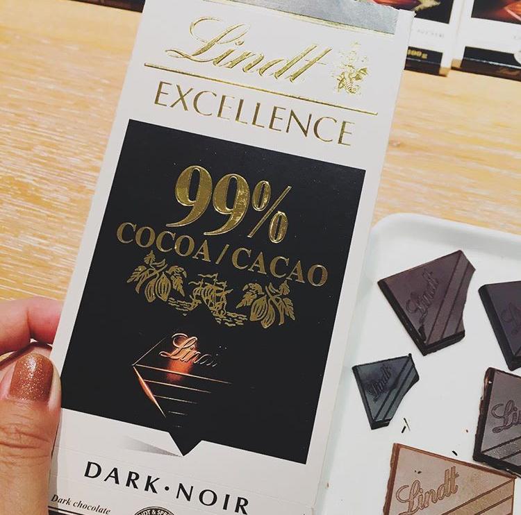 Chailog:リンツ チョコレート テイスティングセミナー Chaicoria